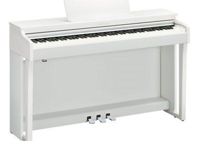 Yamaha YDP 143 Blanc