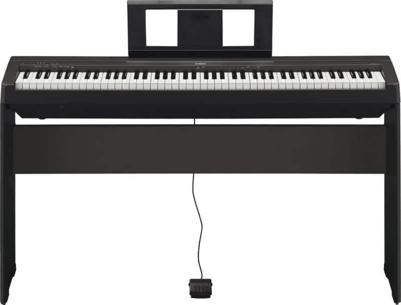 yamaha p45 avis test du piano num rique compact yamaha p 45