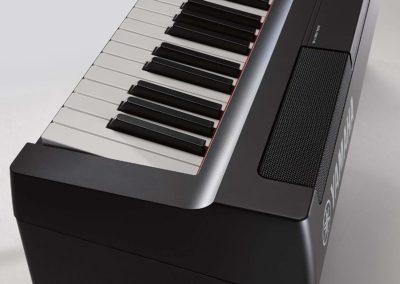 Yamaha piano débutant 125